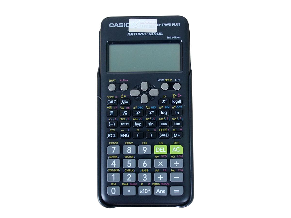Máy tính bỏ túi Casio FX 570VN Plus