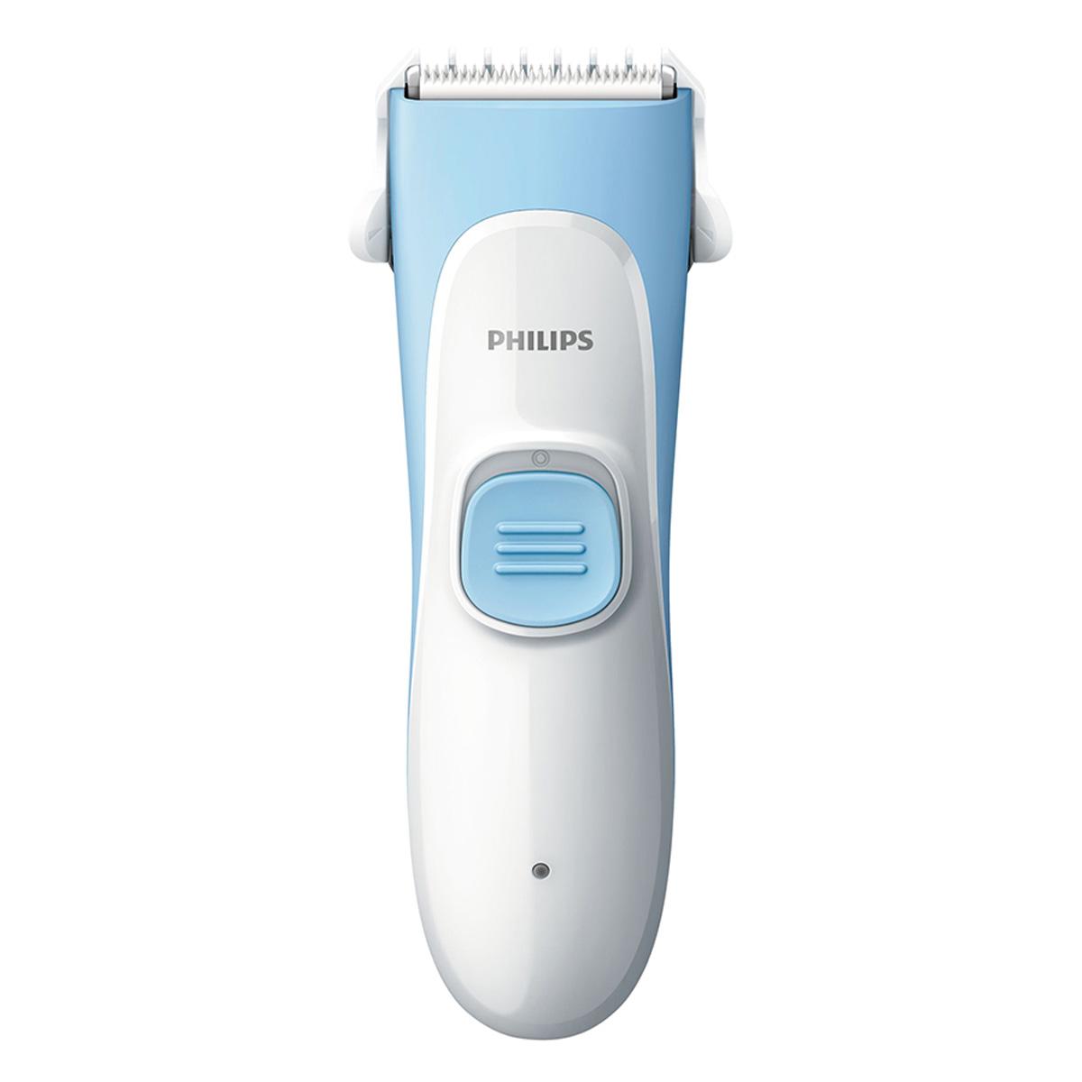 Tông đơ cắt tóc cho bé Philips HC 1015