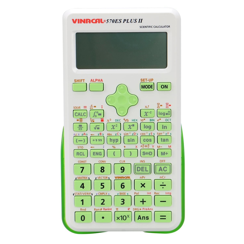 Máy tính bỏ túi Vinacal 570ES Plus II