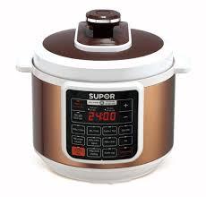 Nồi áp suất điện healthy cooking Supor CYSB50YC10DVN-100
