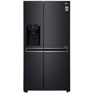 Tủ lạnh thương hiệu Hàn Quốc: LG, Samsung – Tủ lạnh Side By Side Inverter LG GR-D247MC (601L)