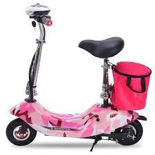 Xe đạp điện mini Scooter