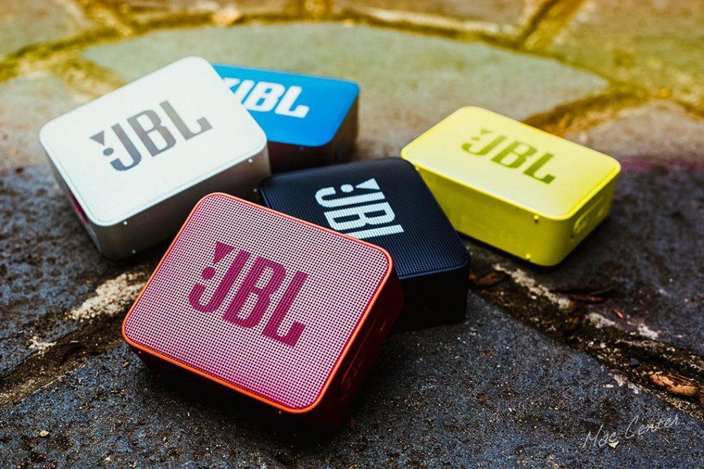 Loa di động bluetooth mini JBL Go 2
