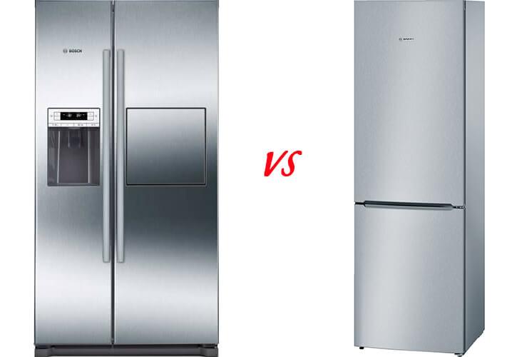 Nên mua tủ lạnh mấy cánh, có kiểu dáng thiết kế như thế nào?