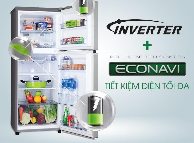 Tủ lạnh nào tiết kiệm điện nhất?