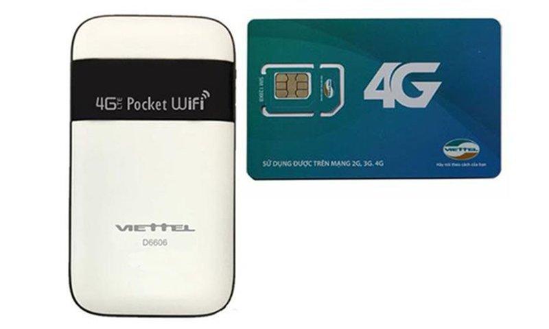 Bộ phát wifi 3G/4GViettel