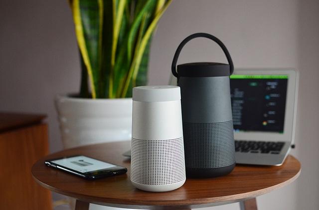 Loa di động Bose SoundLink Revolve Plus