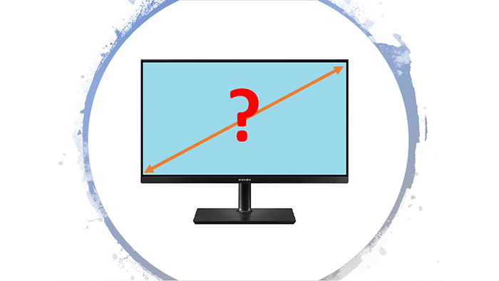 Chọn mua màn hình bao nhiêu inch là vừa?