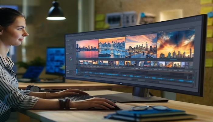 Góc nhìn của màn hình máy tính