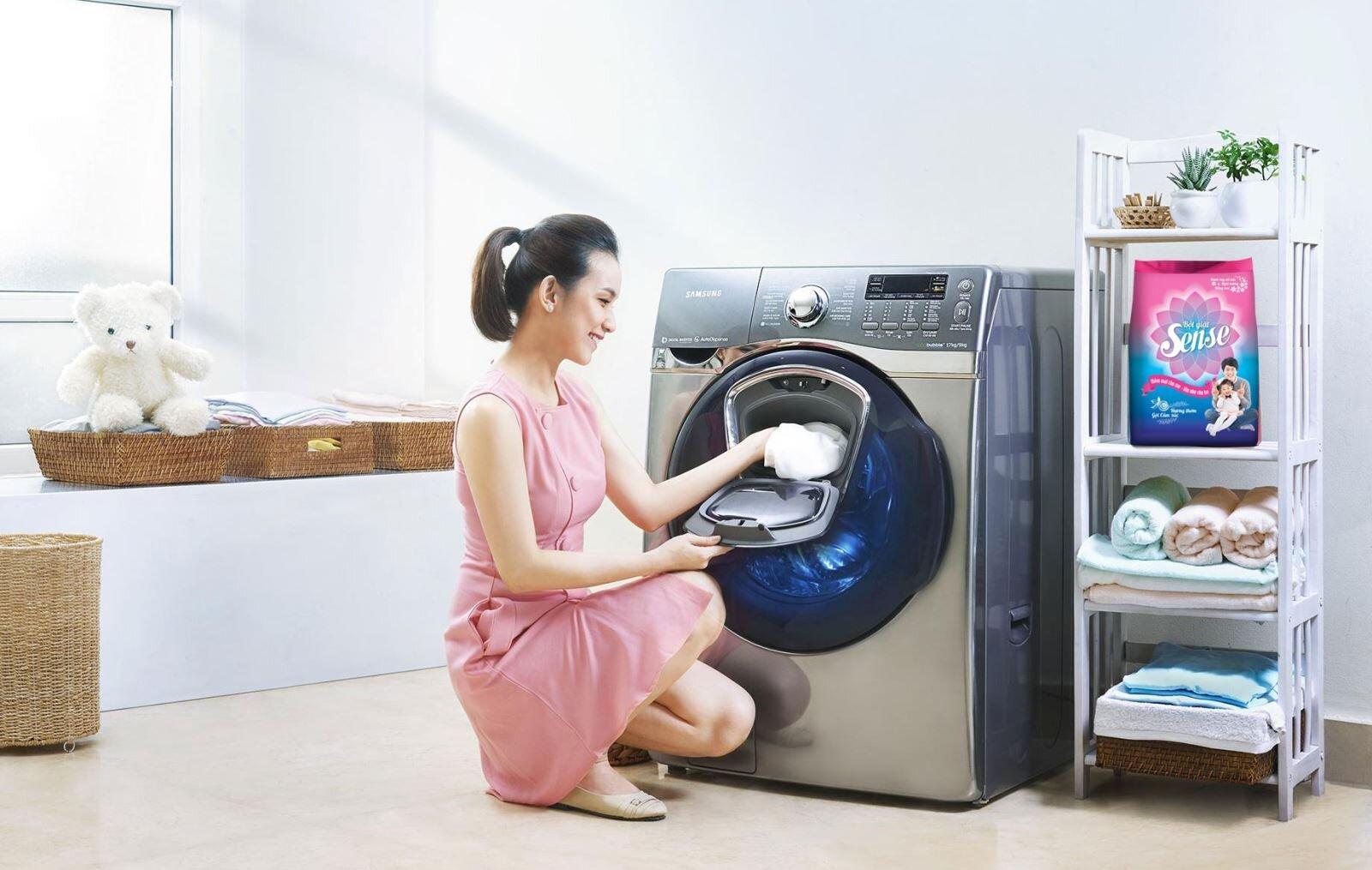 Kinh nghiệm mua máy giặt loại nào tốt