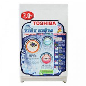 Máy giặt cửa trên 7kg Toshiba AW-A800SV(WB)