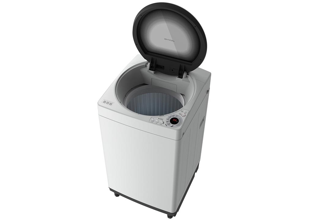 Máy giặt Sharp 8kg ES-W80GV-H (Mẫu 2019)