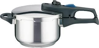 Nồi áp suất bếp từ Elo Praktika Plus XL 6l