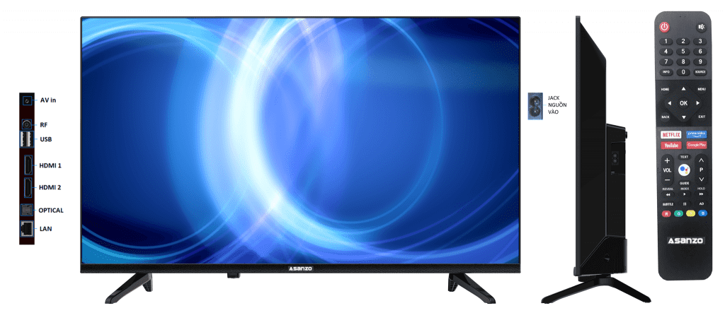 Smart-TV-Voice-Asanzo-32-Inch-HD-ISLIM-PRO-32S51